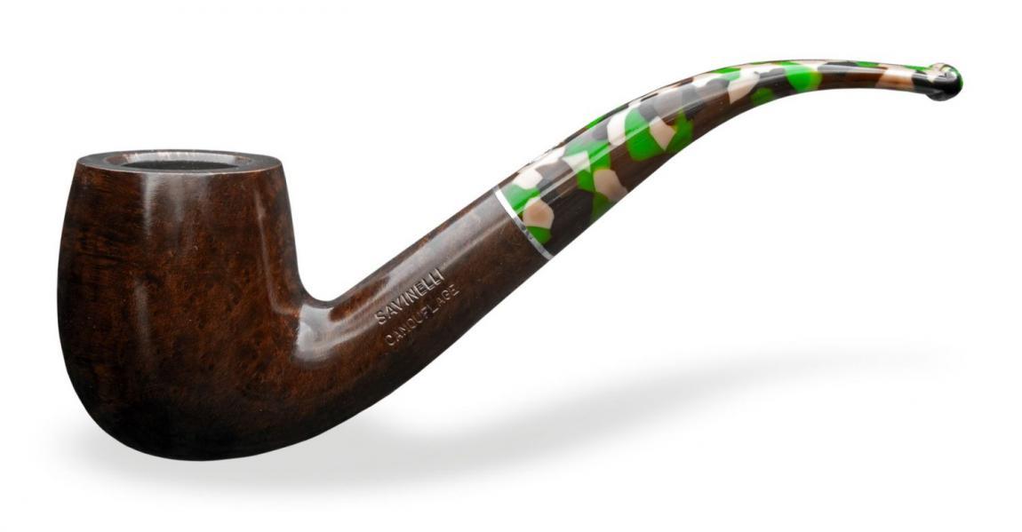 Savinelli »Camouflage« 606 Brown