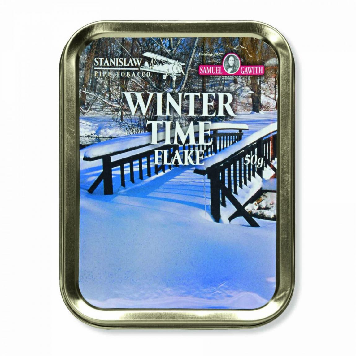 Samuel Gawith »Wintertime Flake« 50g Dose
