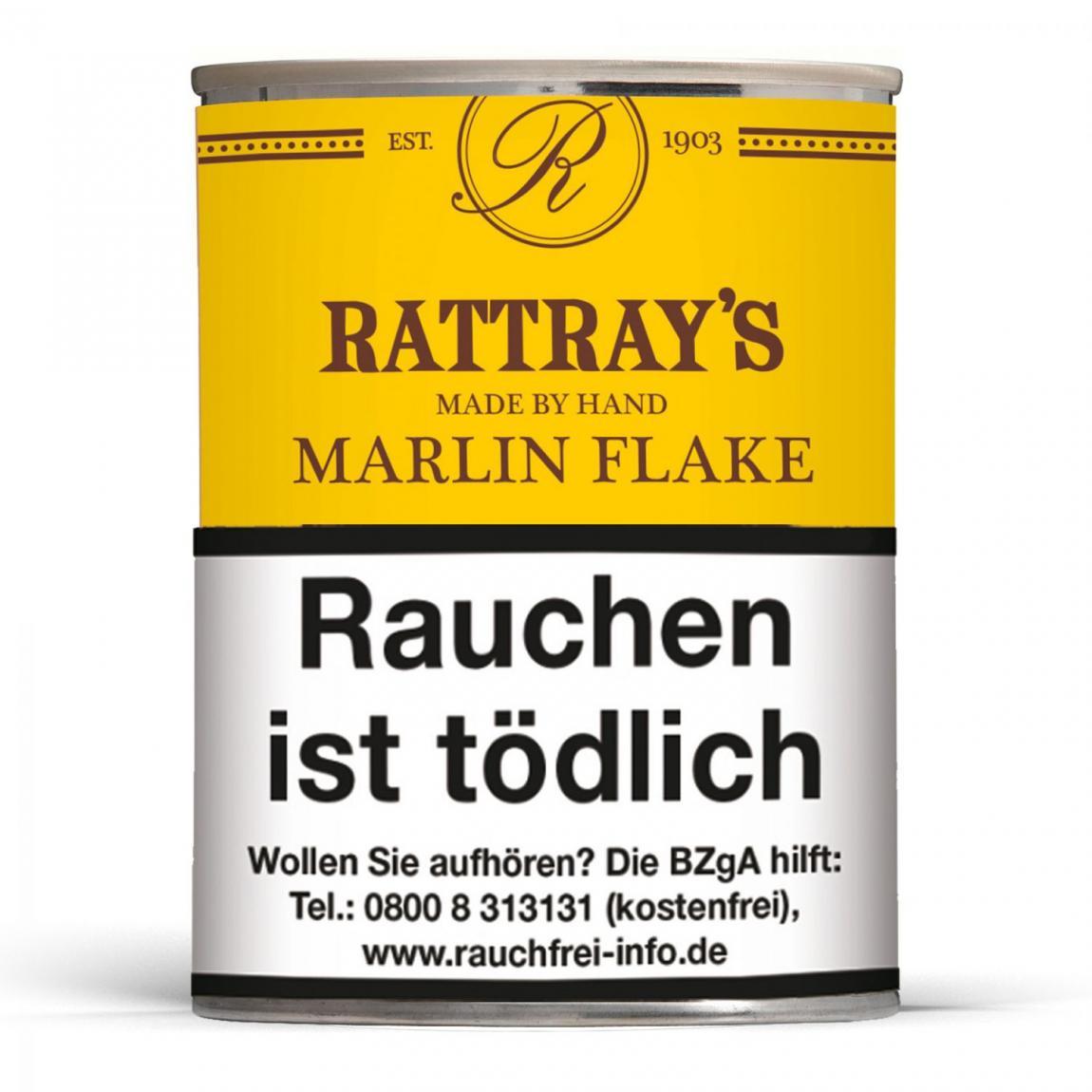 Rattray's Marlin Flake 100g Dose