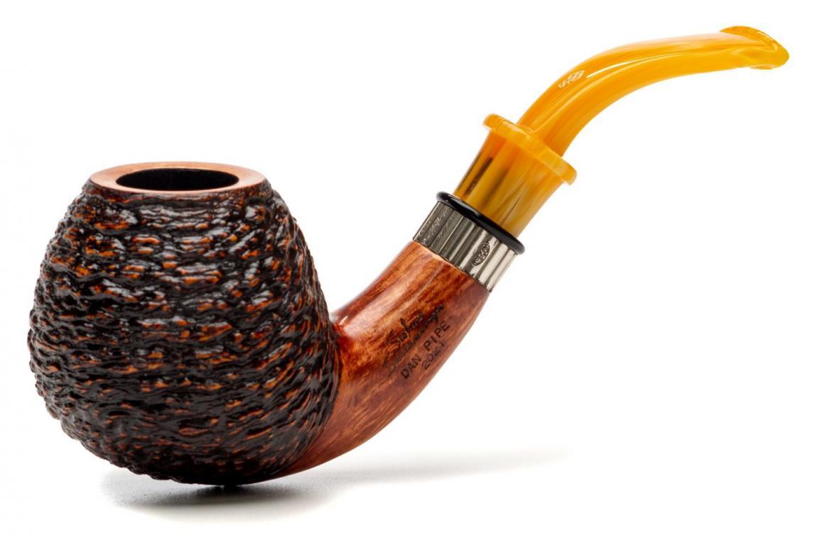 Santambrogio »Dan Pipe 2021« Pipe of the Year, rustic