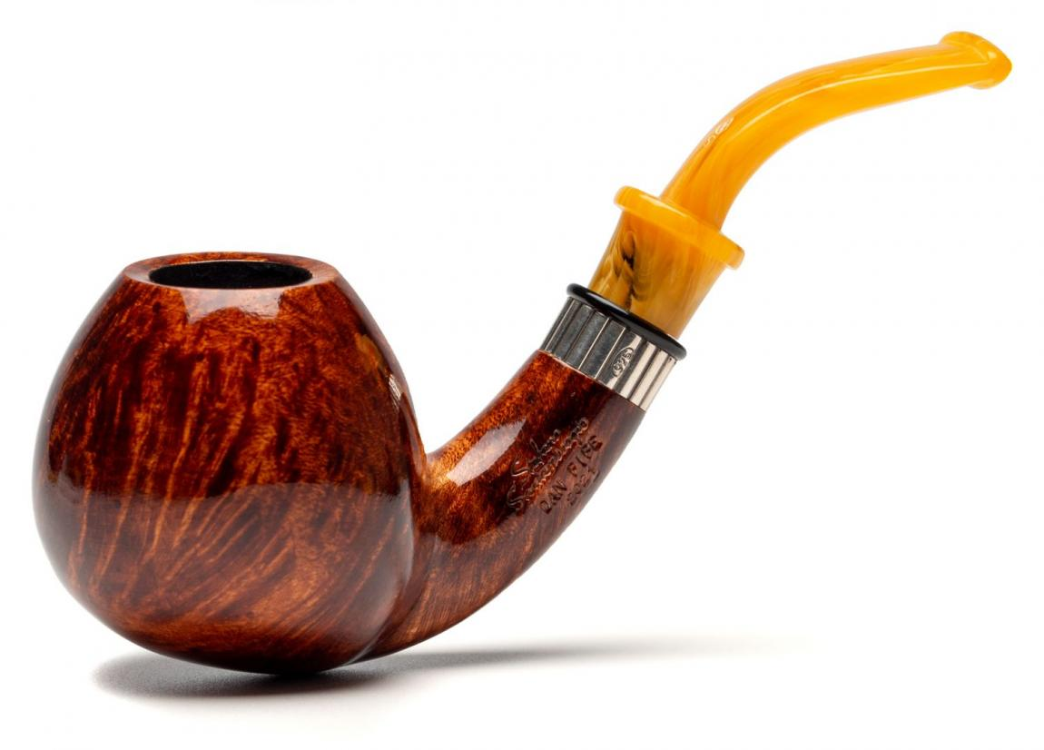 Santambrogio »Dan Pipe 2021« Pipe of the Year, smooth