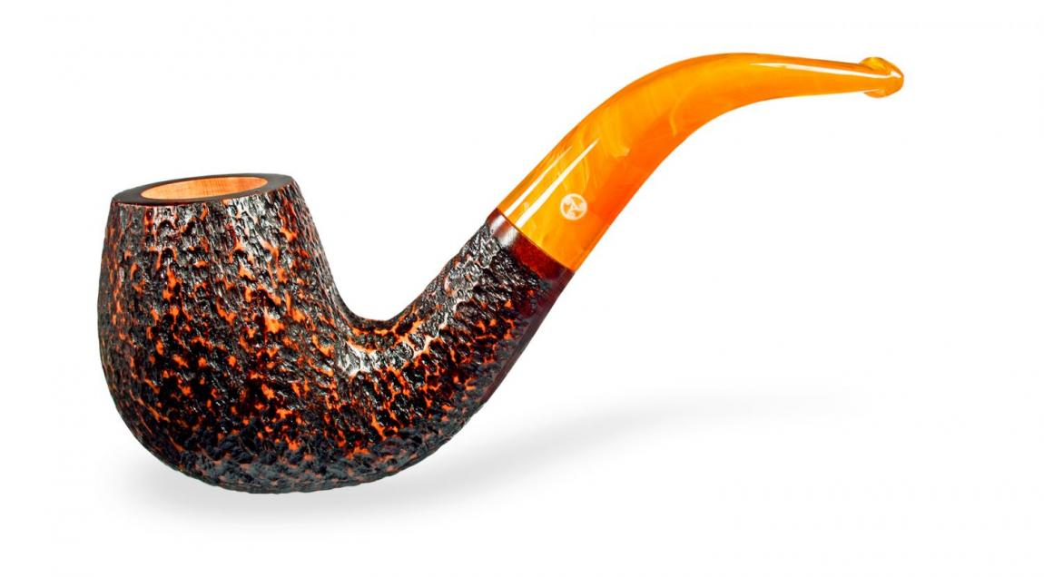 Rattray's Pipes »Six Friends« No. 20 Rustic, Egg