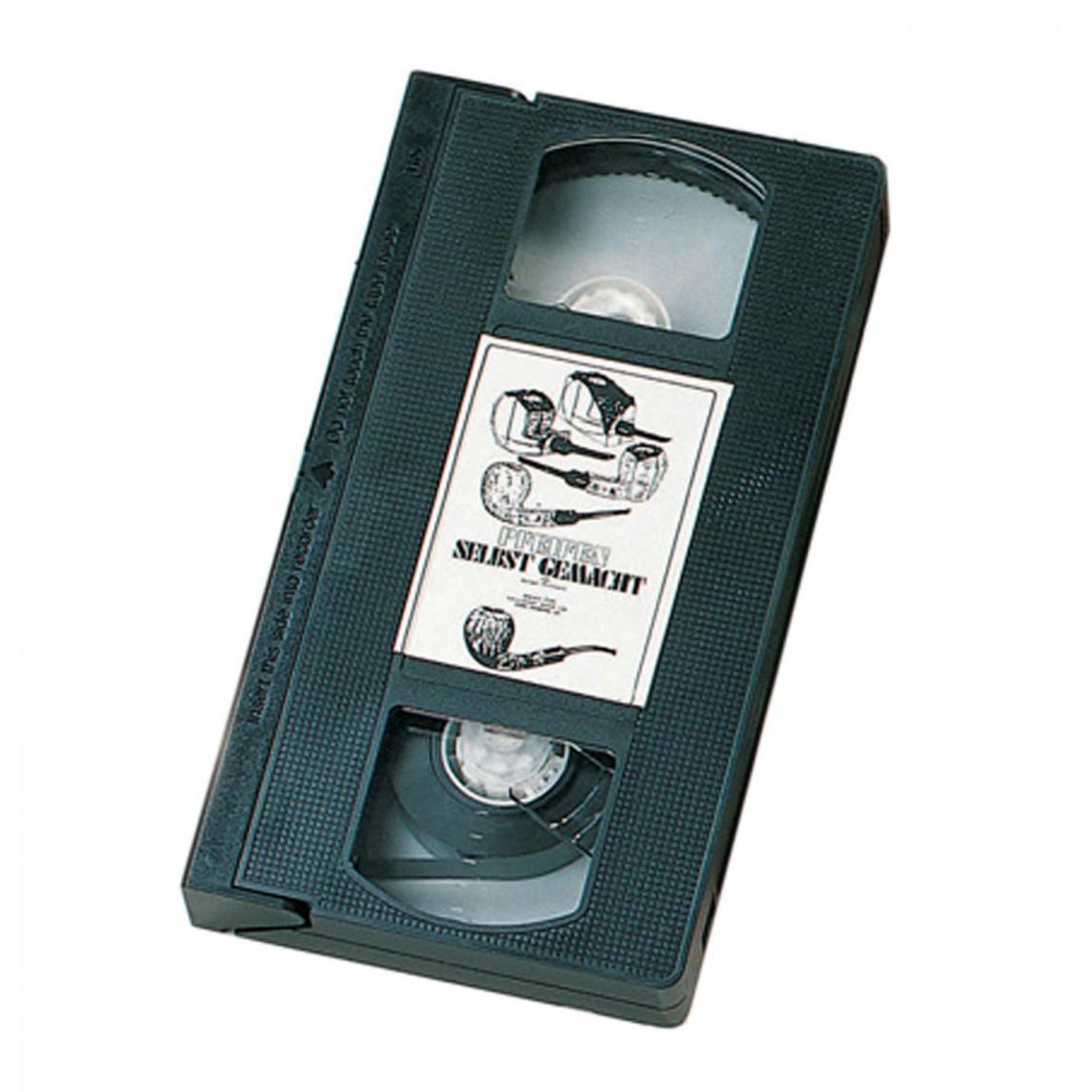 Pfeifen selbst gemacht - VHS-Film