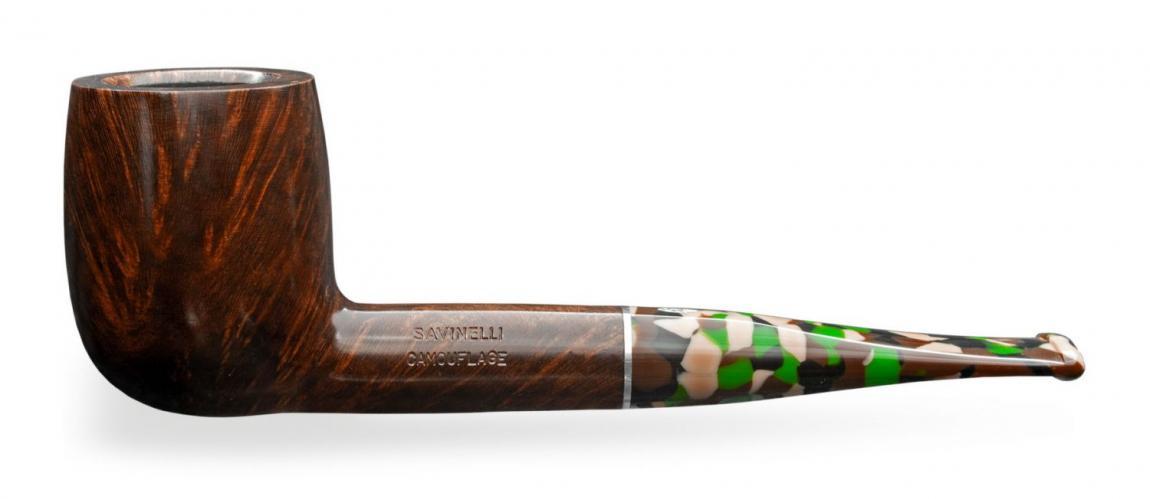 Savinelli »Camouflage« 111 Brown