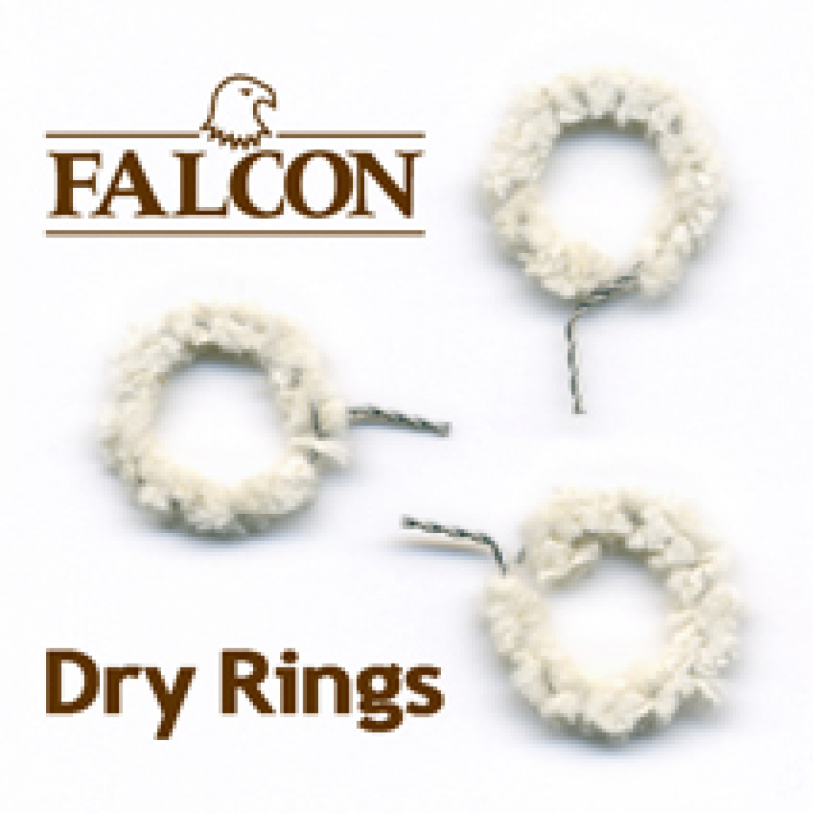 Falcon Dry Rings Filterringe