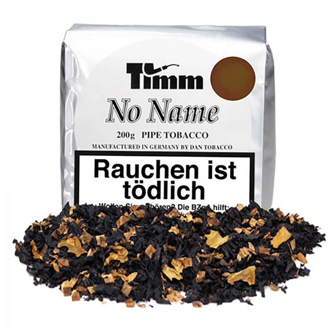Timm's No Name braun 200g Sparpack