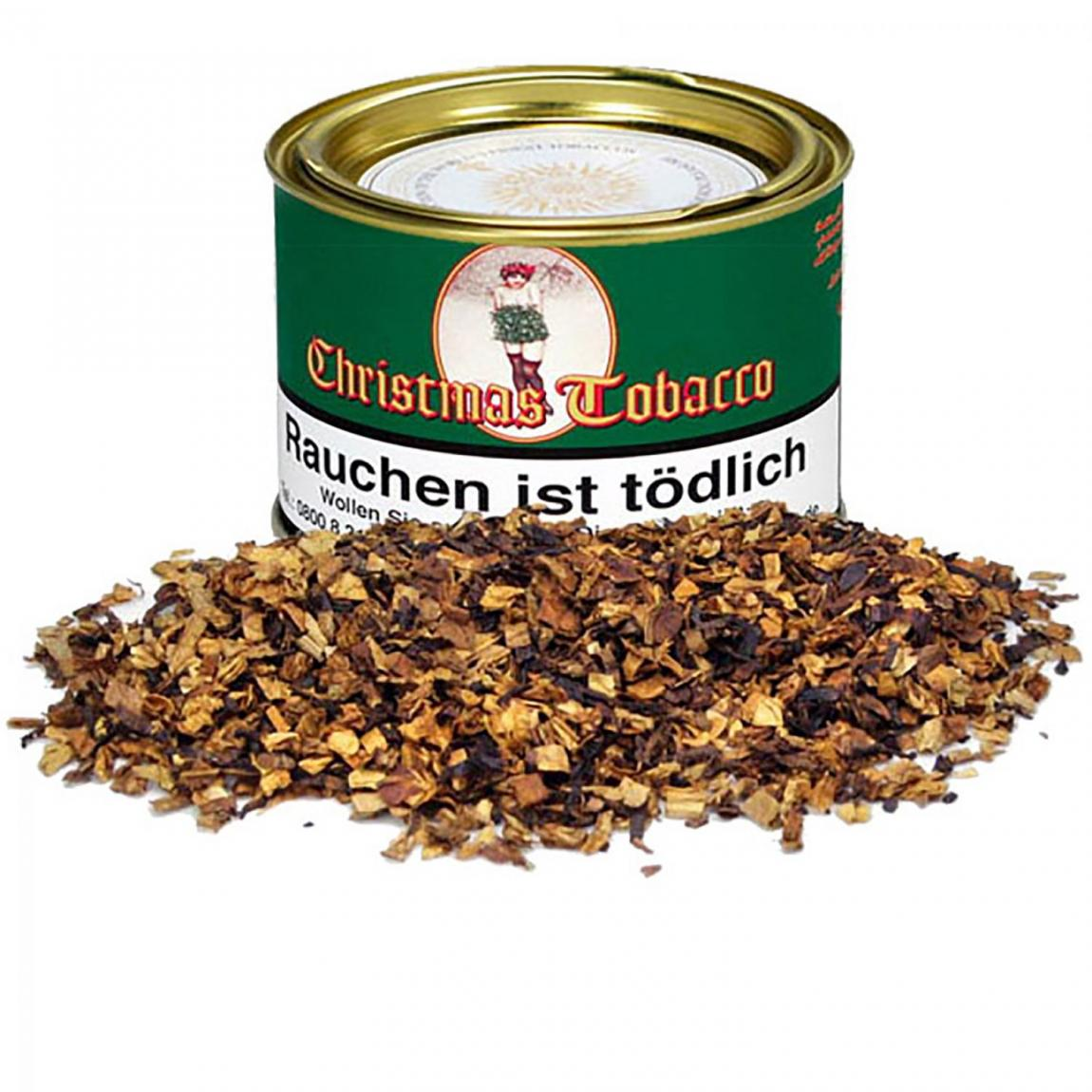 Weihnachts-Tabak 100g Dose