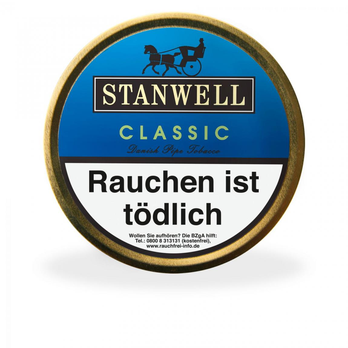 Stanwell »Classic« 50g Dose