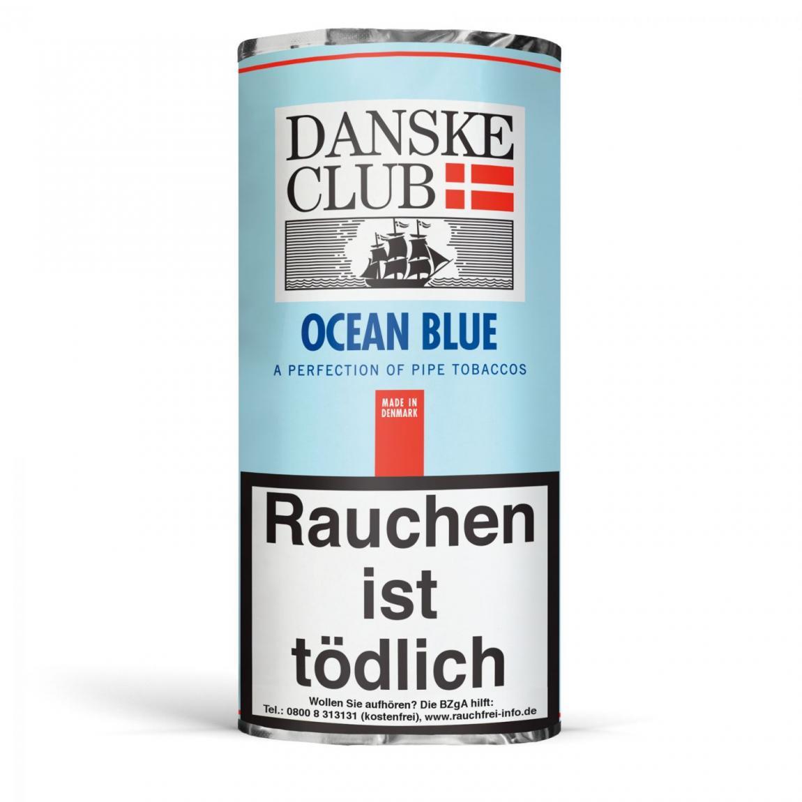 Danske Club »Ocean Blue« 50g Pouch