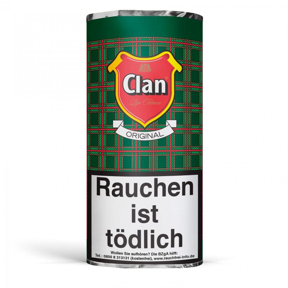 Clan Original 50g Pouch