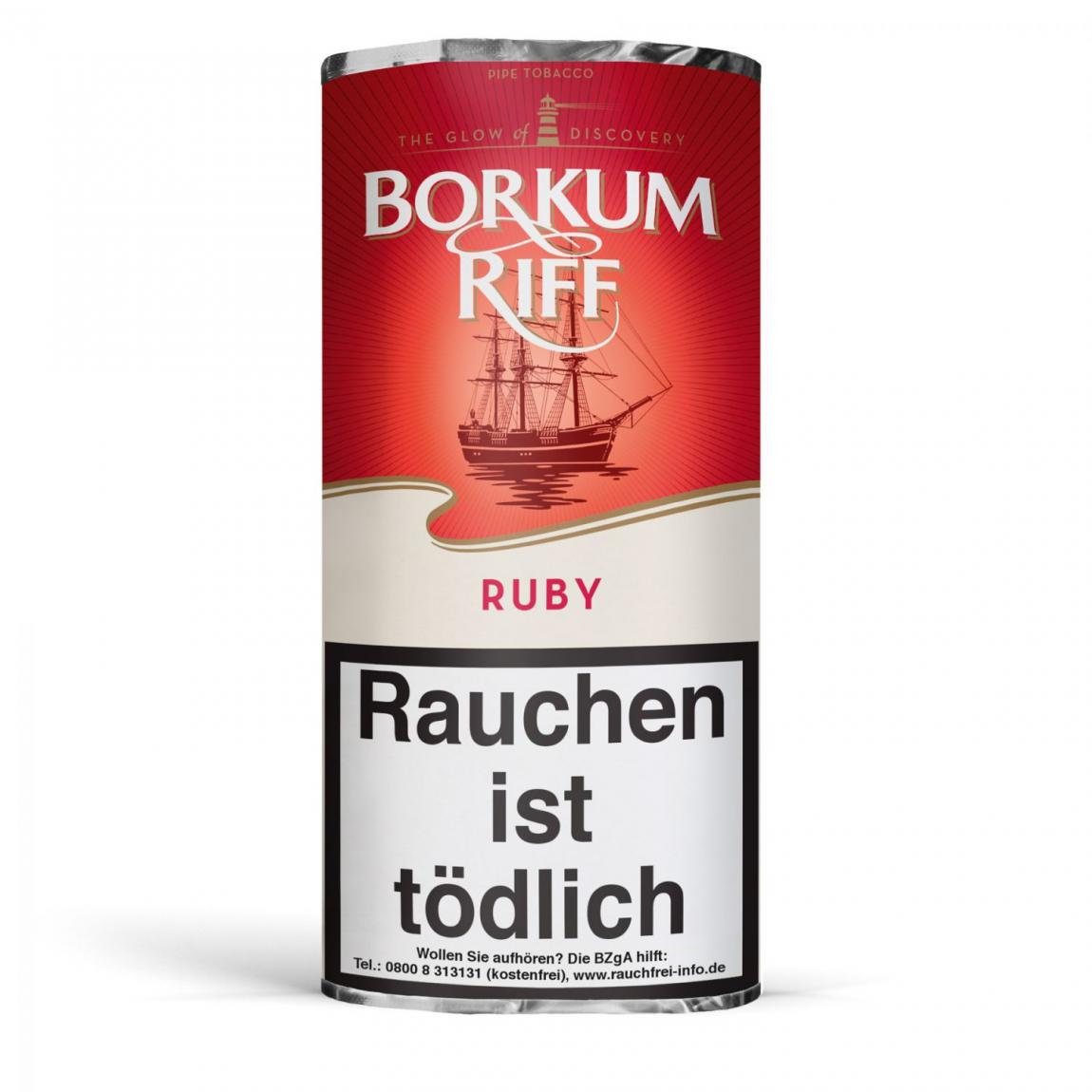 Borkum »Riff Ruby« 50g Pouch
