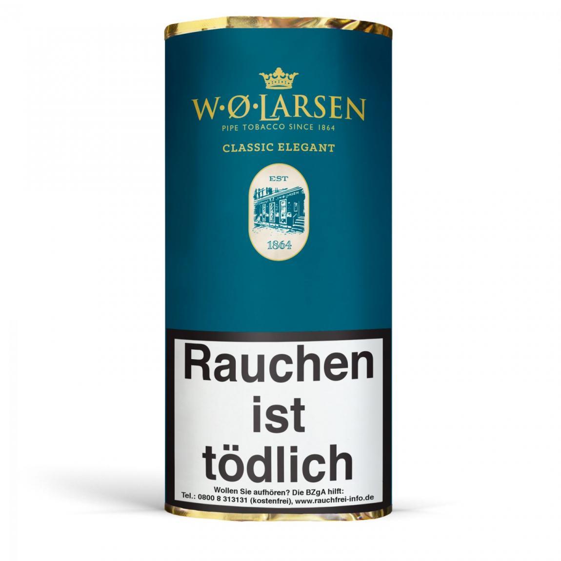W. Ø. Larsen »Classic Elegant« 50g Pouch