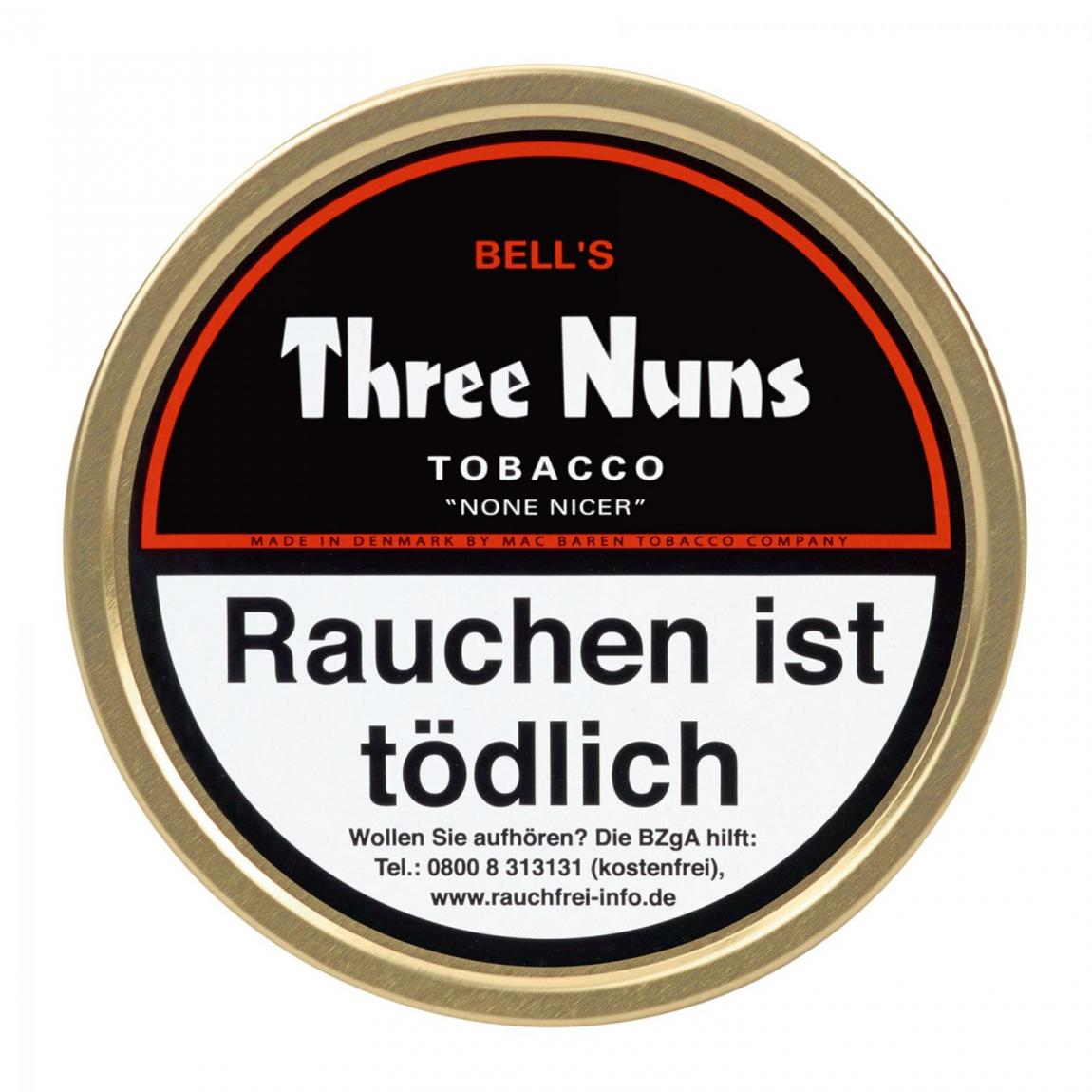Bell's Three Nuns »None Nicer« 50g Dose
