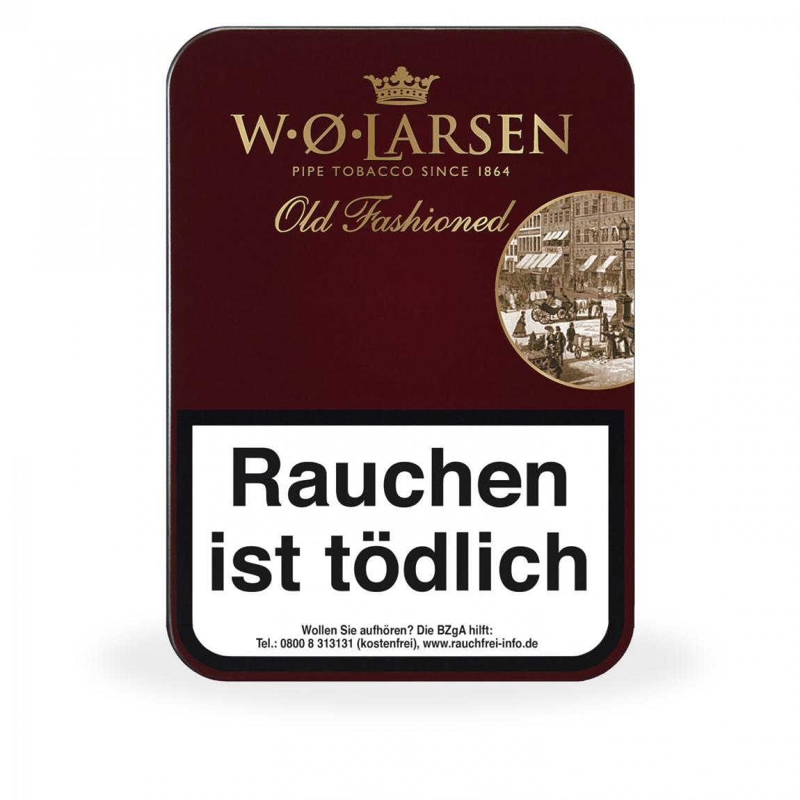 W. Ø. Larsen »Old Fashioned« 100g Dose