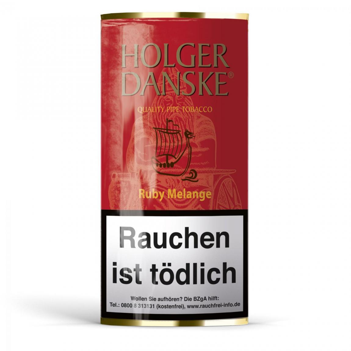 Holger Danske Pipe Tobacco Ruby Melange