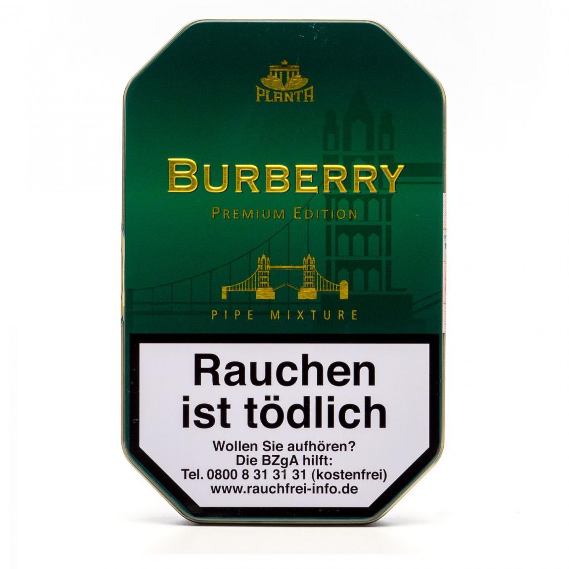 Burberry Pipe Tobacco 100g Dose