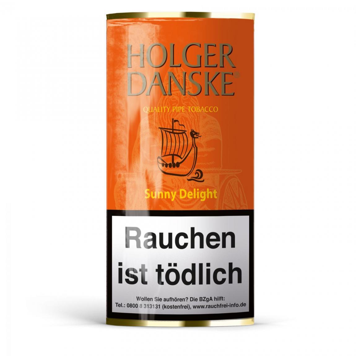Holger Danske Pipe Tobacco Sunny Delight