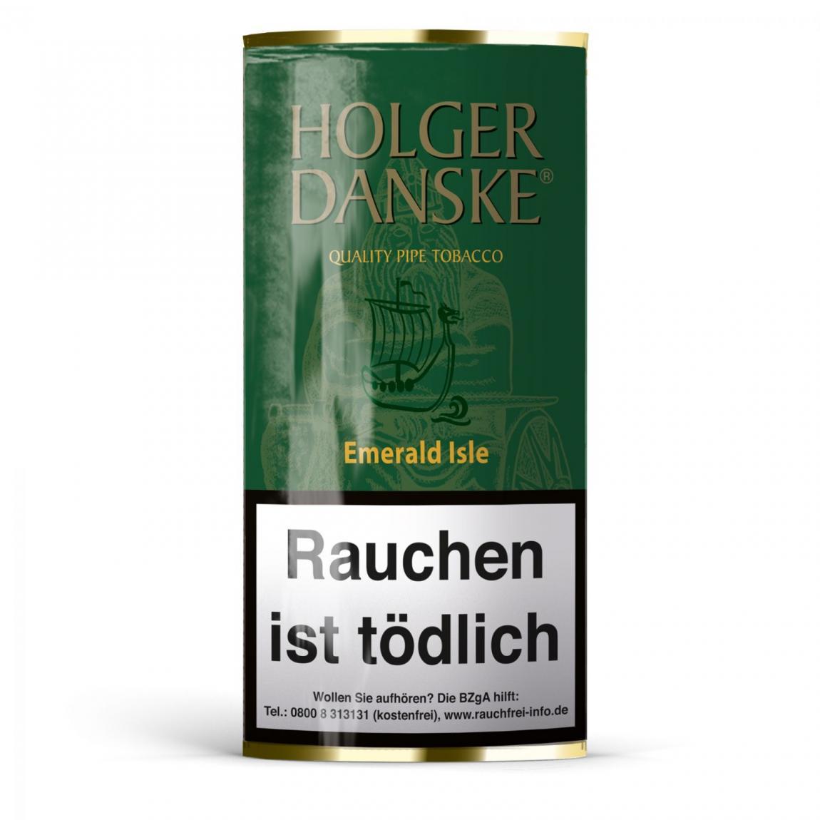 Holger Danske Pipe Tobacco »Emerald Isle« 40g Pouch