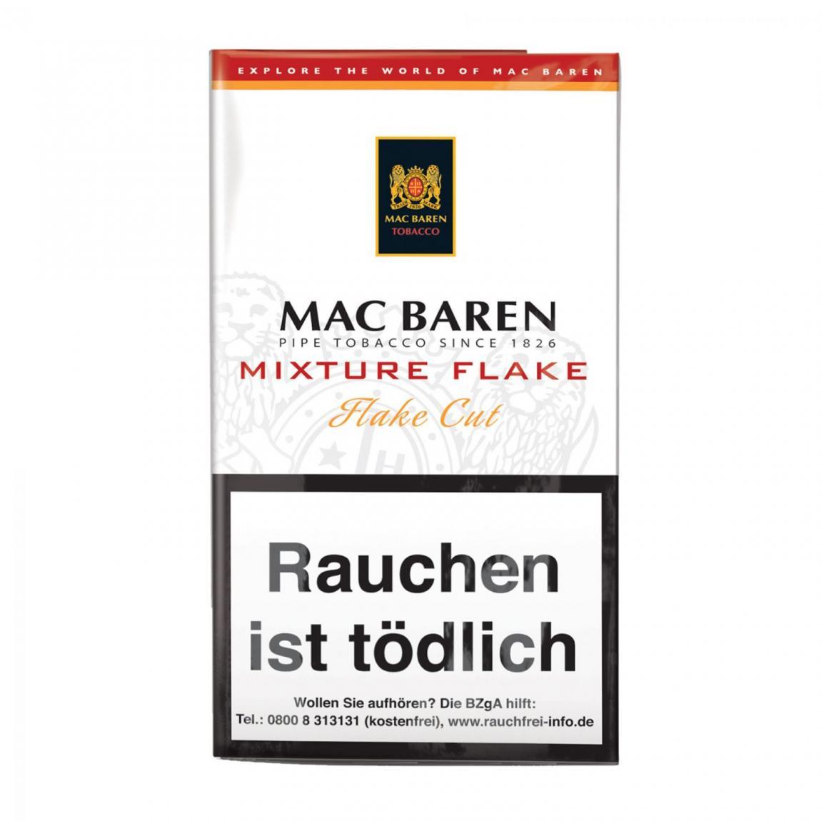 Mac Baren »Mixture Flake« 50g Pouch