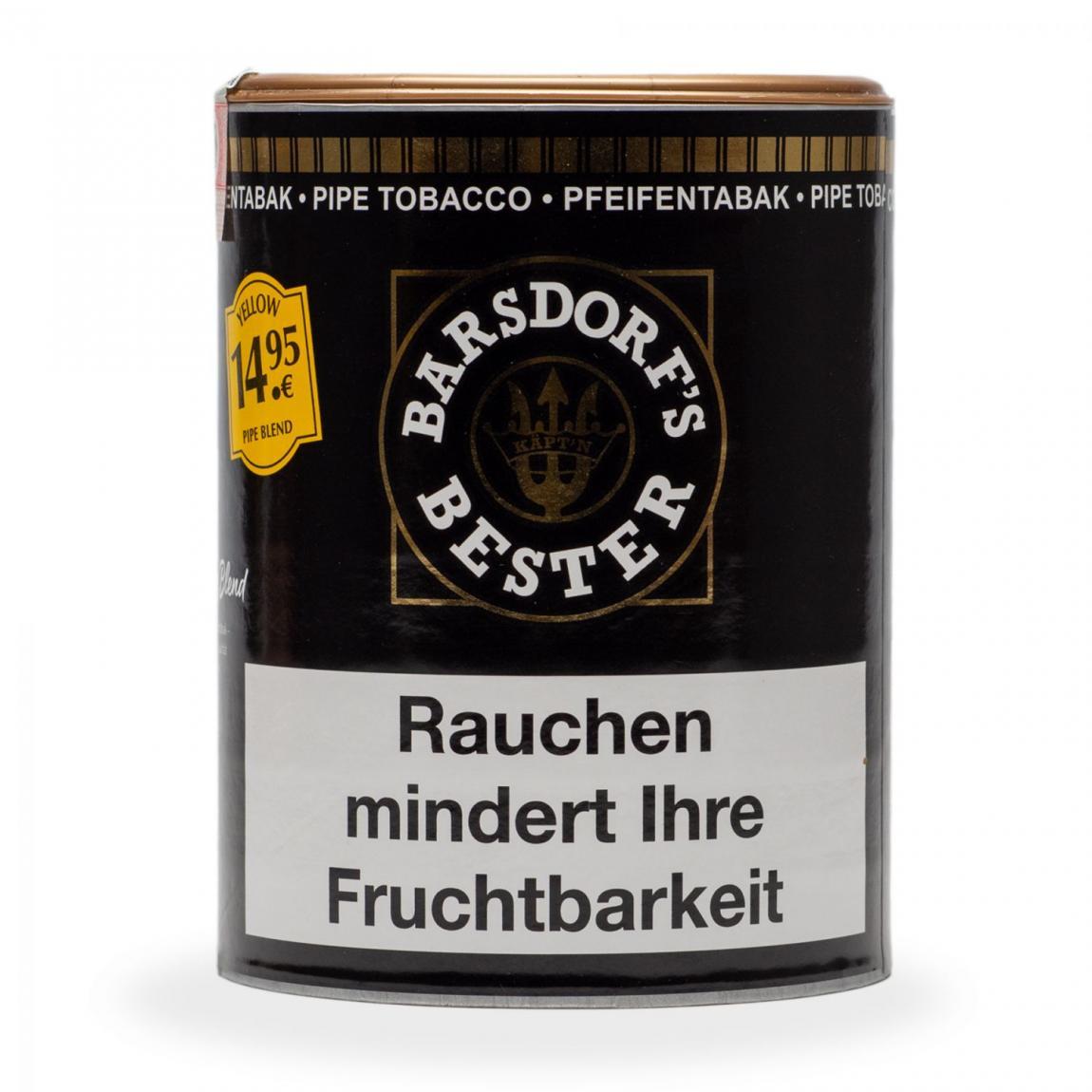 Barsdorf's Bester »Yellow Pipe Blend«
