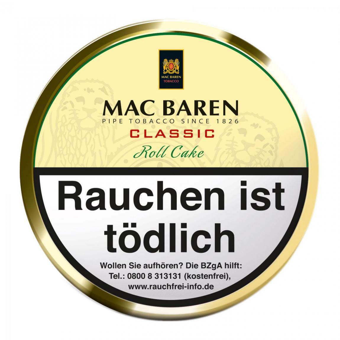 Mac Baren Classic »Roll Cake«