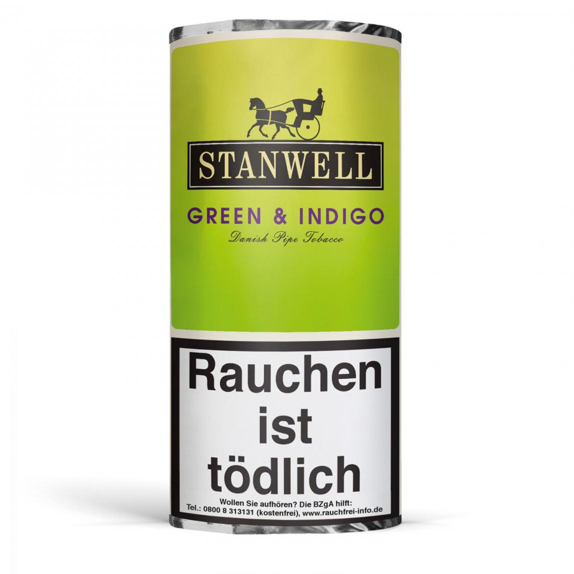 Stanwell »Green & Indigo« 40g Pouch