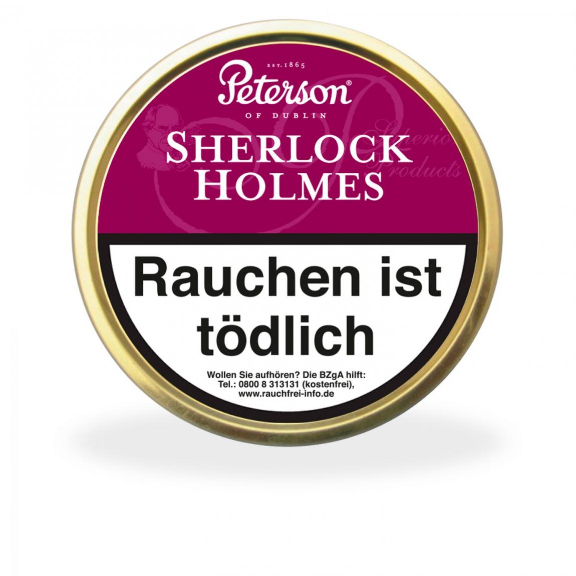Peterson's »Sherlock Holmes« 50g Dose