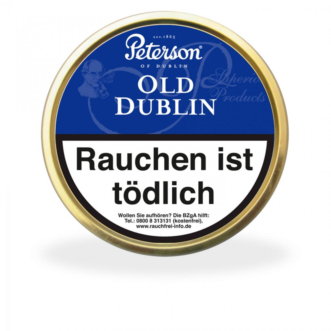 Peterson's »Old Dublin« 50g Dose