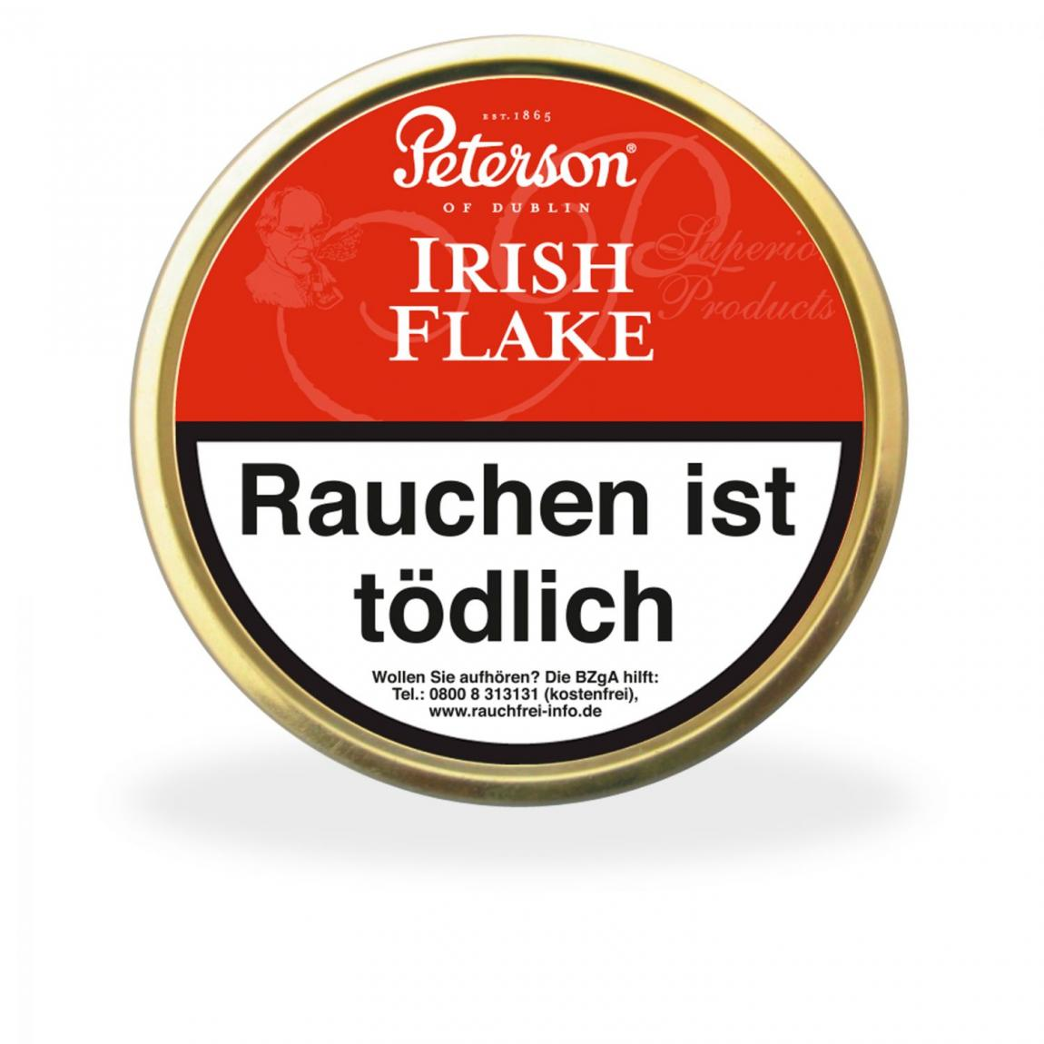 Peterson's »Irish Flake« 50g Dose