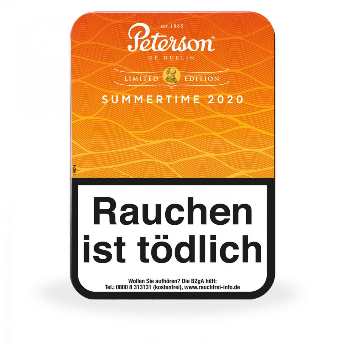 Peterson »Summertime 2020« Limited Edition, 100g Dose