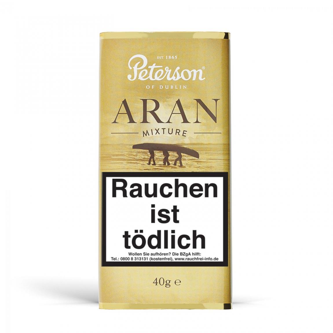 Peterson's »Aran Mixture«