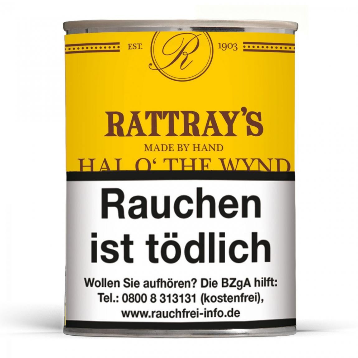 Rattray's Hal O' The Wynd 100g Dose