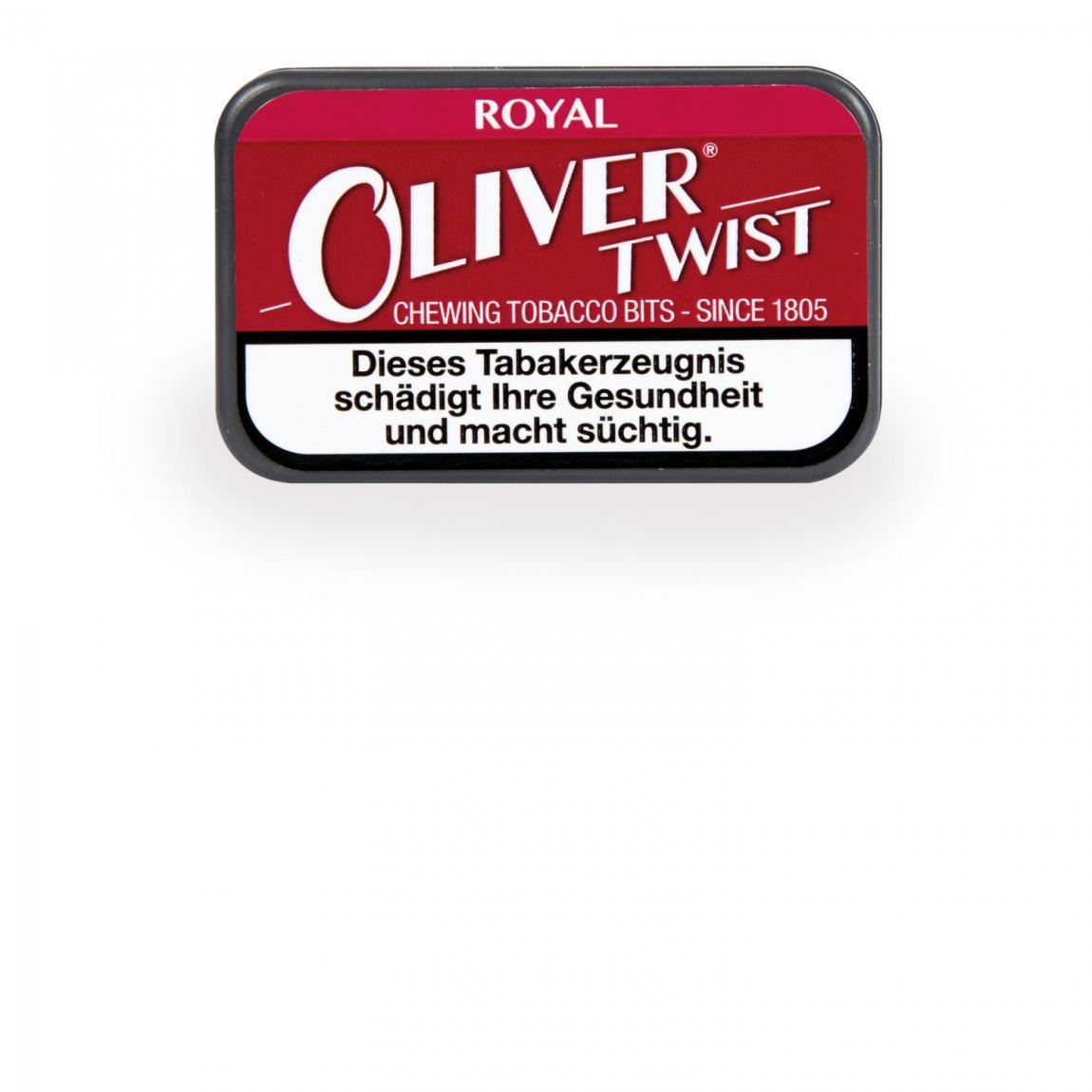 Oliver Twist »Royal« 7g Dose