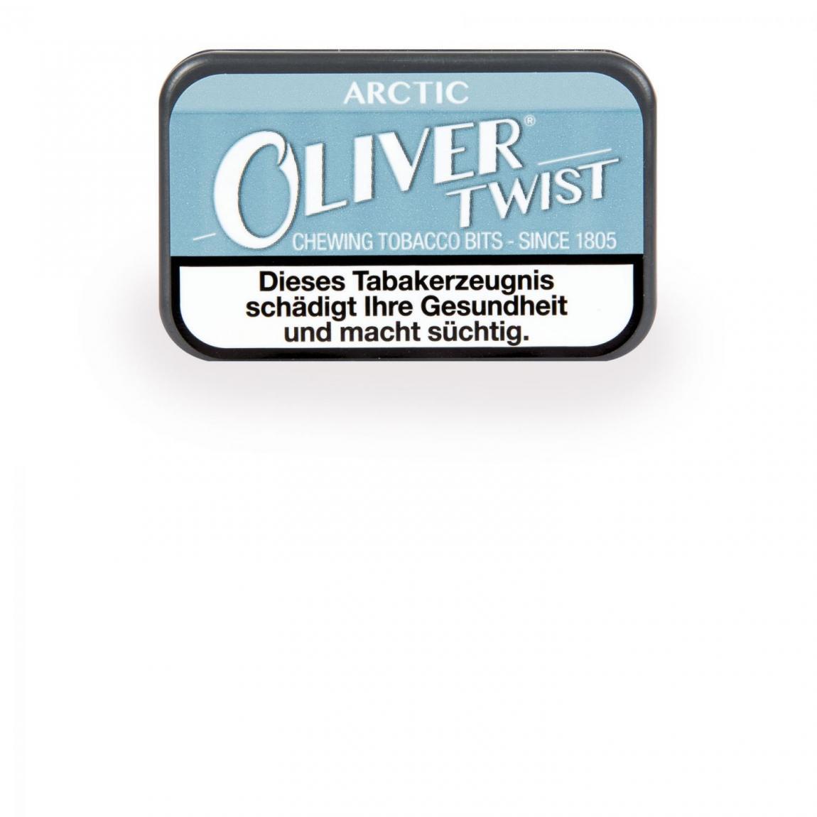 Oliver Twist »Arctic« 7g Dose