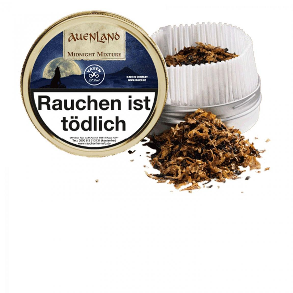 Vauen »Auenland« Midnight Mixture 50g Dose