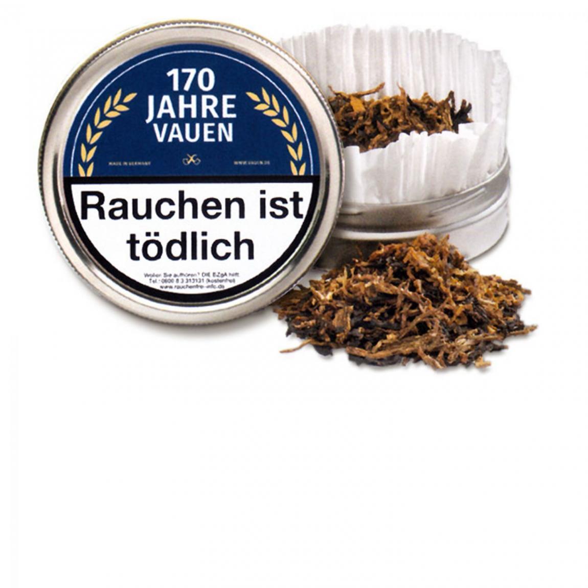 Vauen »170 Jahre Jubiläums-Edition« 50g Dose
