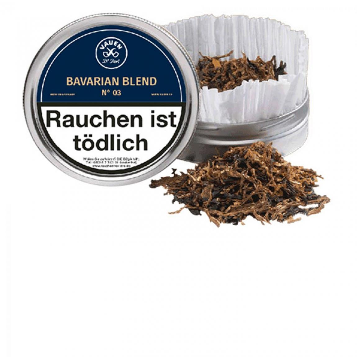Vauen »Bavarian Blend No. 03« 50g Dose