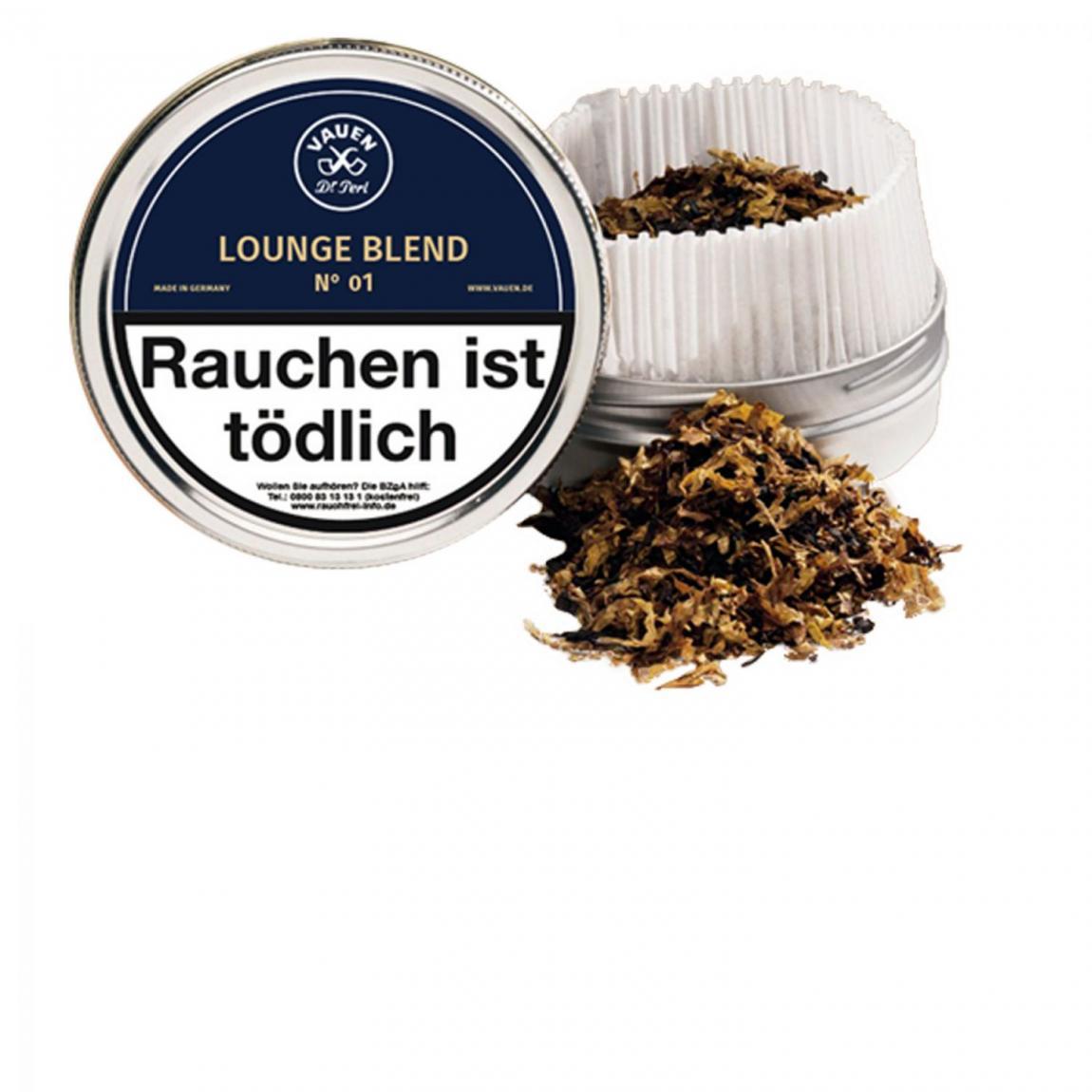Vauen »Lounge Blend No. 01« 50g Dose
