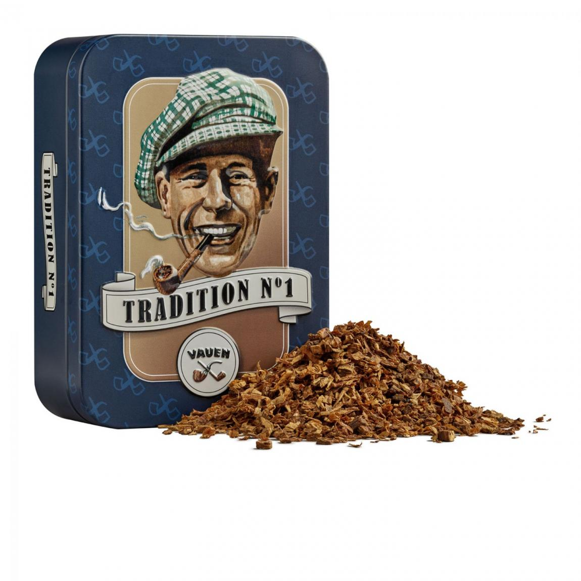 Vauen Tradition No 1, 100g Schmuckdose