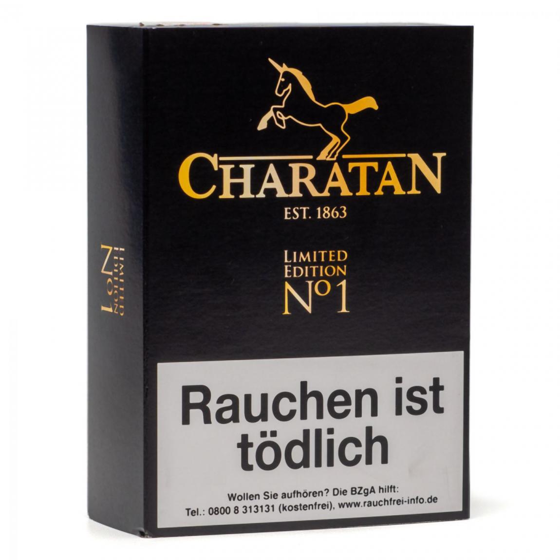 Charatan No 1 Limited Edition