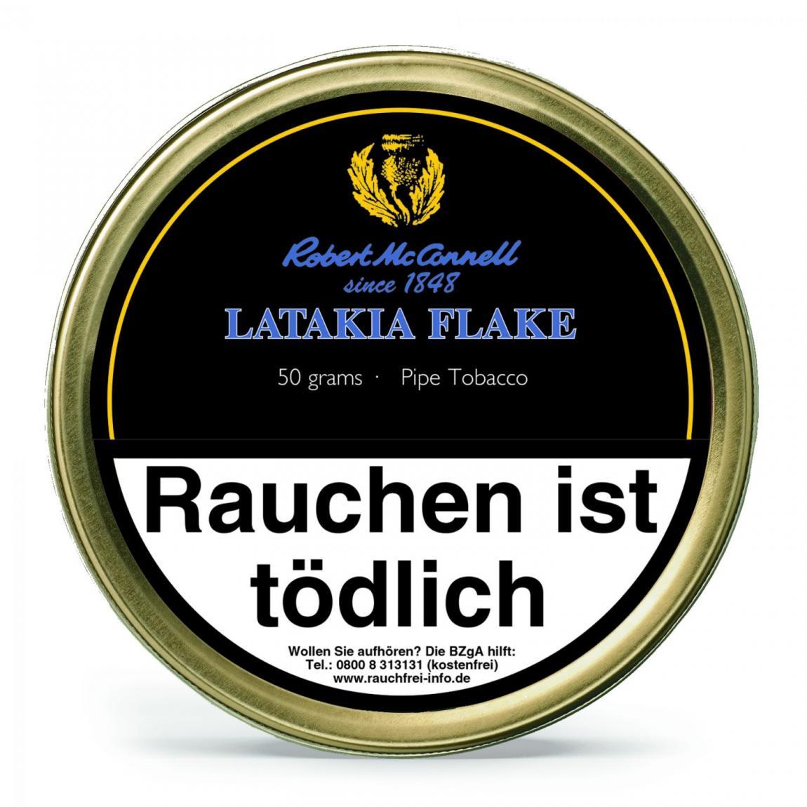 McConnell »Latakia Flake«