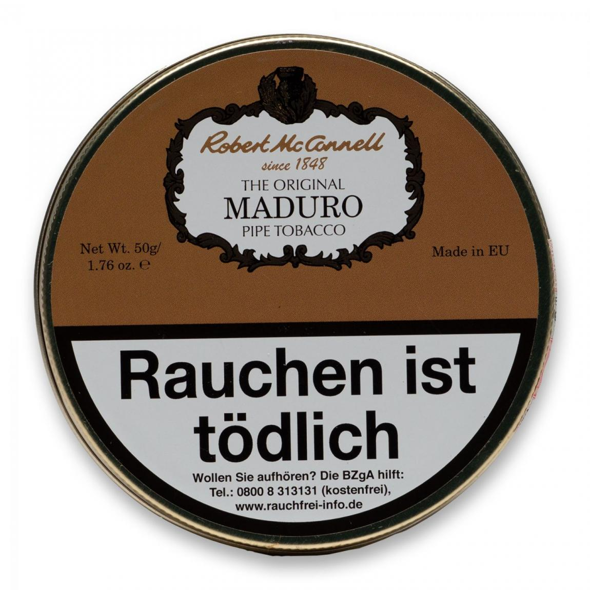 McConnell »Maduro« 50g Dose