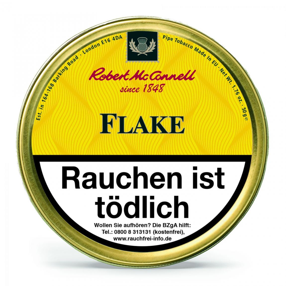 Robert McConnell Heritage »Flake« 50g