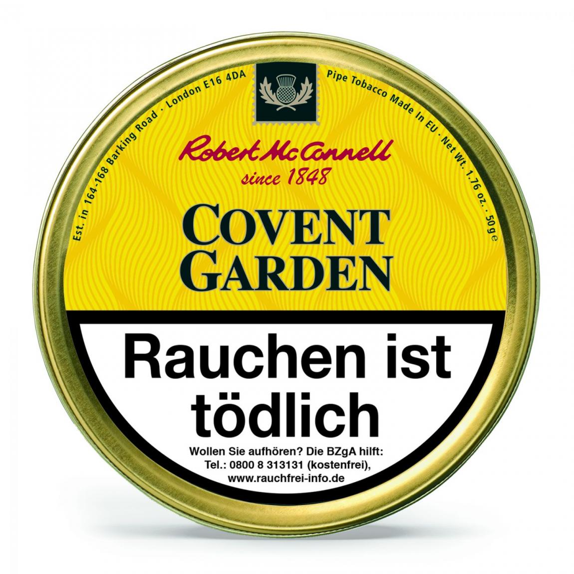 Robert McConnell Heritage »Covent Garden«