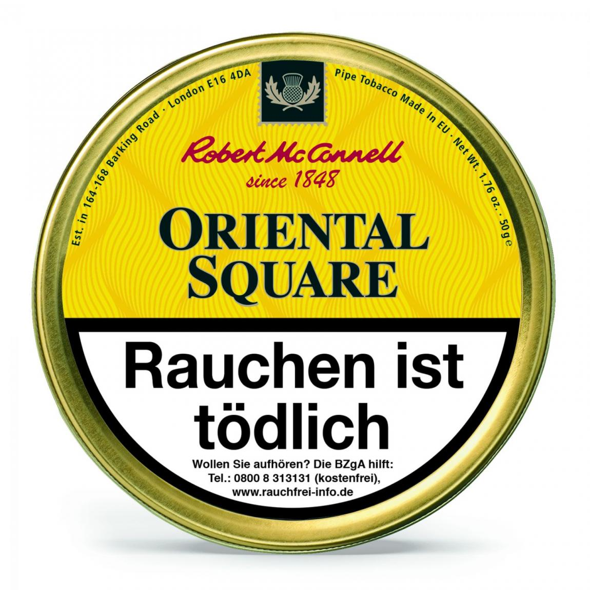Robert McConnell Heritage »Oriental Square« 50g