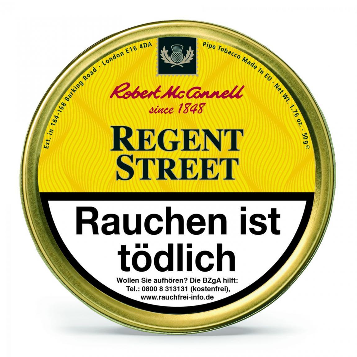 Robert McConnell Heritage »Regent Street« 50g