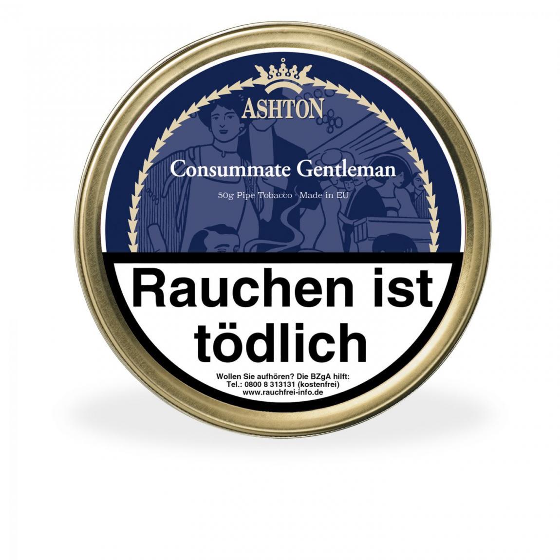 Ashton Pipe Tobacco Consummate Gentleman