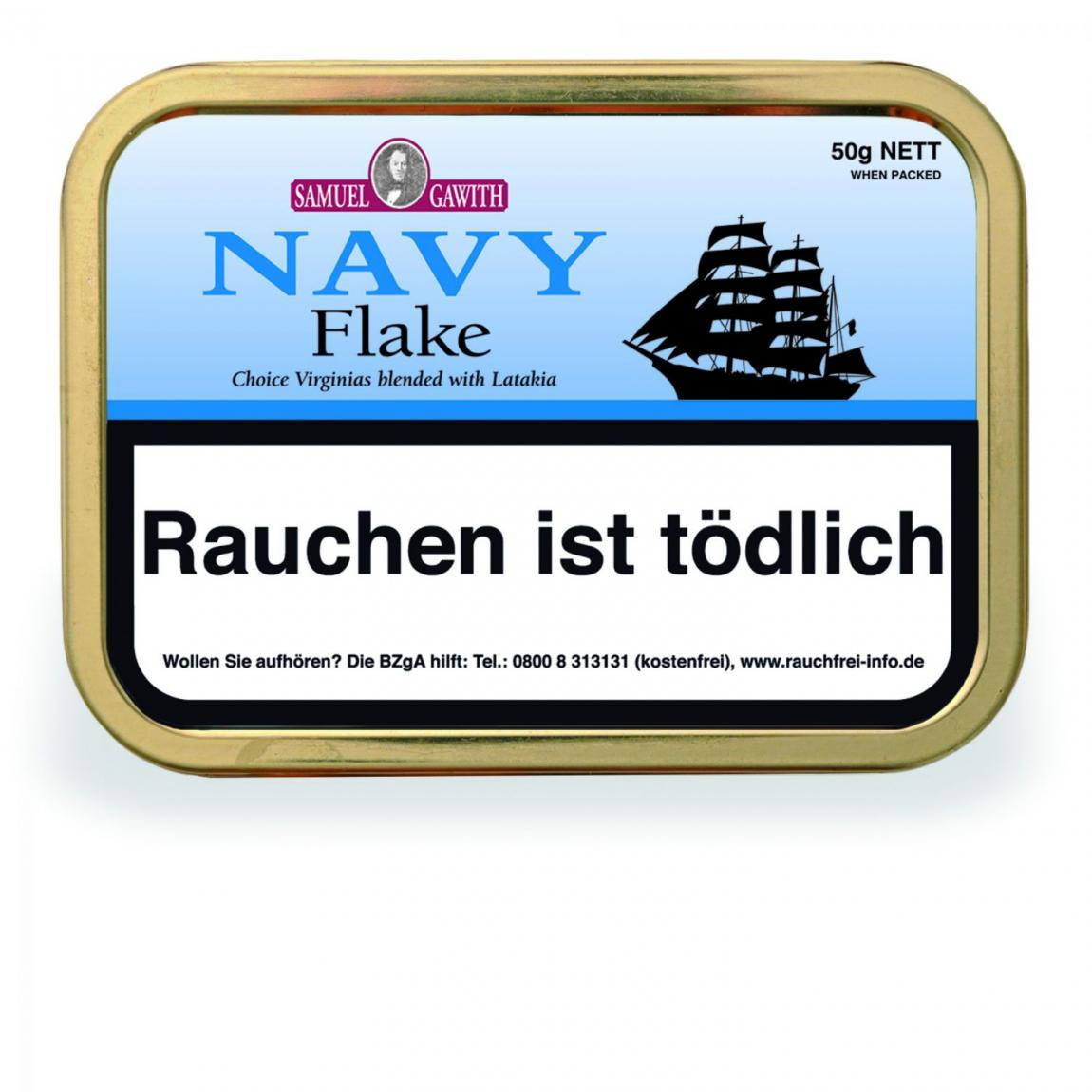 Samuel Gawith »Navy Flake«