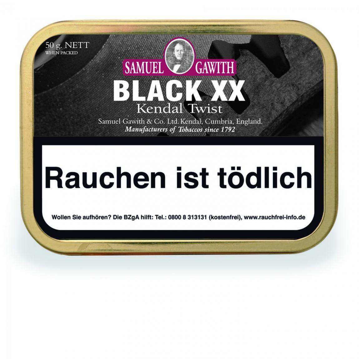 Samuel Gawith »Black XX«
