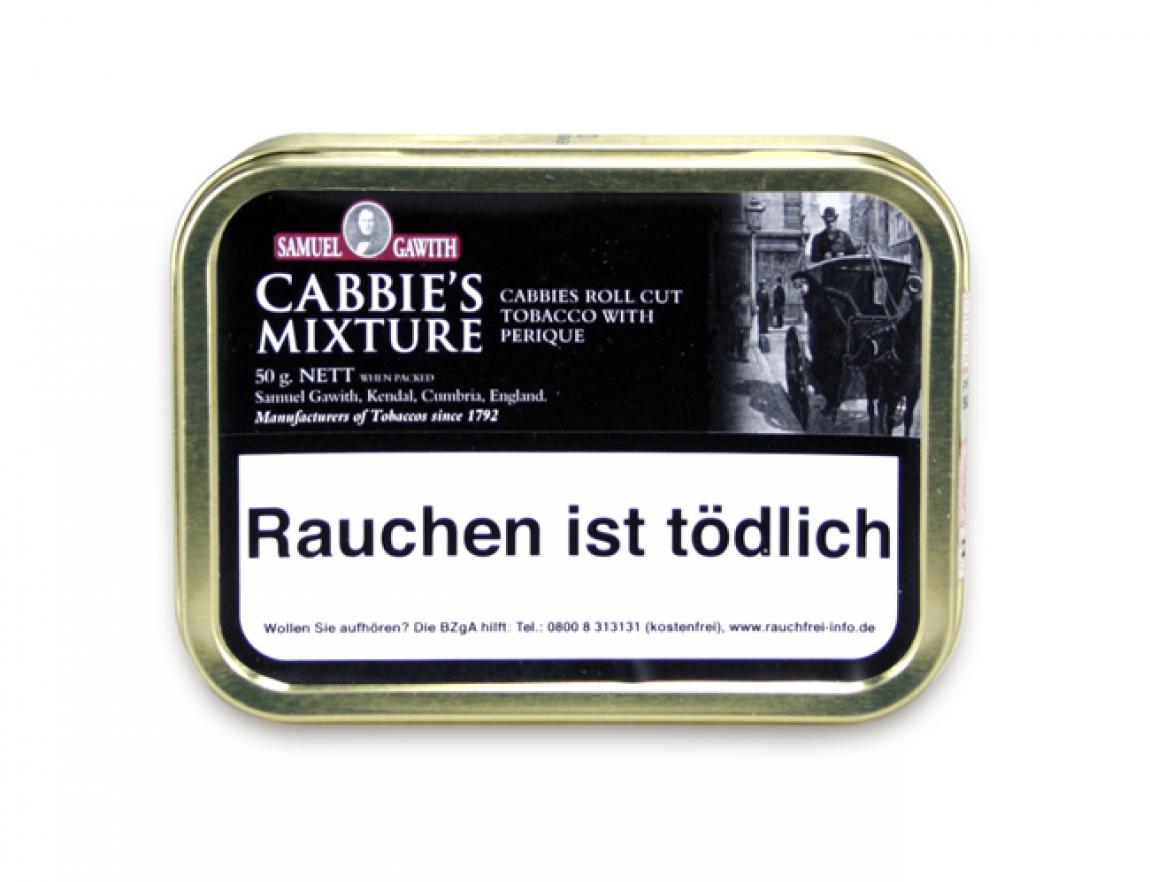 Samuel Gawith »Cabbie's Mixture« 50g Dose